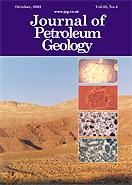 Contents of Vol. 25, no. 1-4 2002 Journal of Petroleum Geology